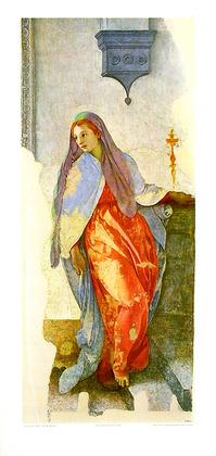 Jacopo da Pontormo Annunziata (klein)