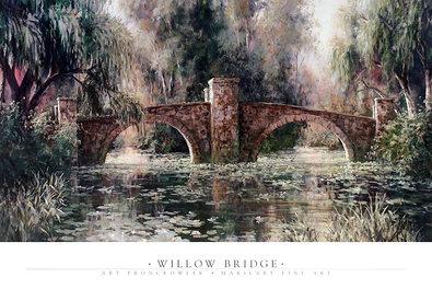 Art Fronckowiak Willow Bridge