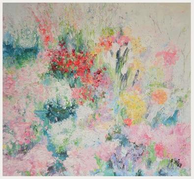 Henrietta Charlotte Banfi Milan Les Fleurs