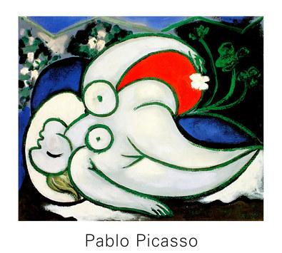 Pablo Picasso Schlafende Frau