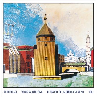 Aldo Rossi Venedig Analoga, 1981