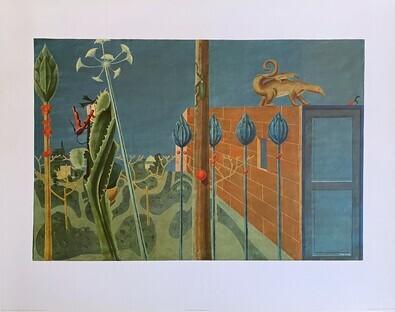 Max Ernst Histoire Naturelle