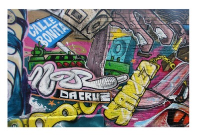 unbekannt Graffiti No 122