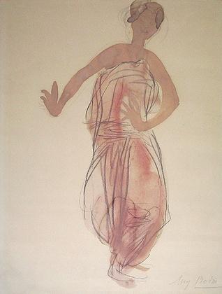 August Rodin Cambodian Dancer 2