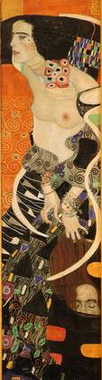 Gustav Klimt Judith II
