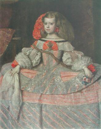 Diego Velasquez Die Infantin Margaretha Theresa