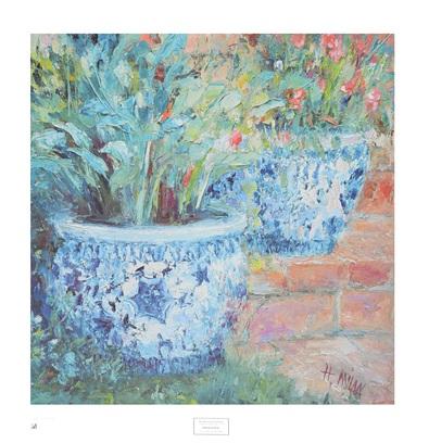 Henrietta Milan Porcelain Pots 8922