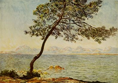 Monet claude cap antibes large