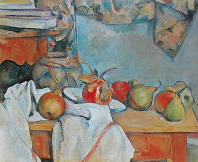 Paul Cezanne Fruechte  1900