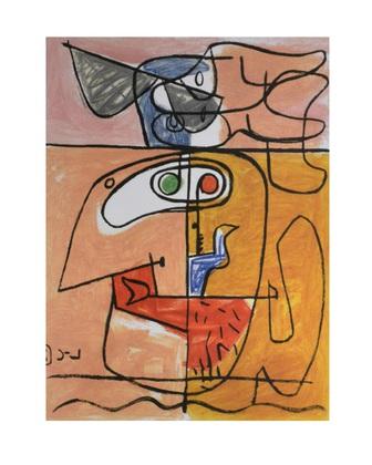 Le Corbusier Unite, 1965