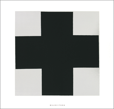 Kazimir Malevich Black cross