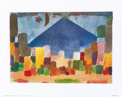 Paul Klee Notte egiziana