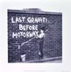 Banksy Last Graffiti
