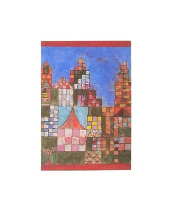 Paul Klee West-Oestliche Bauten