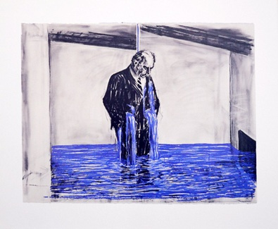Kentridge Drawing for Stereoscope 1998 99