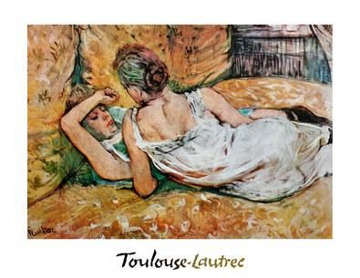 Henri Toulouse-Lautrec Le due amiche