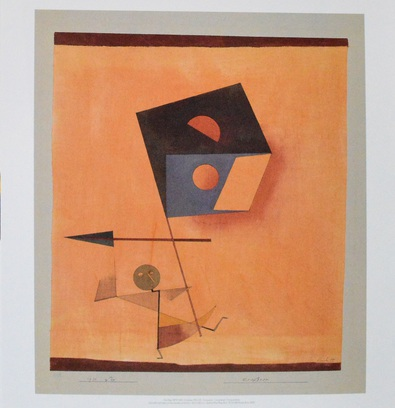Paul Klee Eroberer, 1930