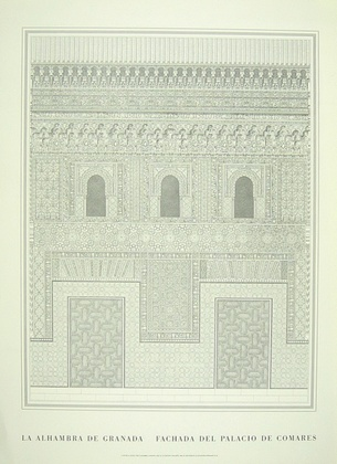 unbekannt La Alhambra de Granada