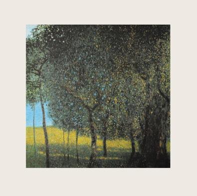 Gustav Klimt Obstbaeume