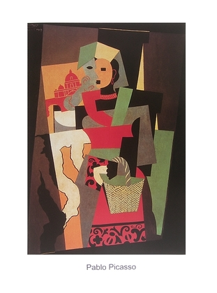 Pablo Picasso Die Italienerin