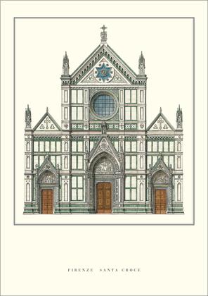 Nicola Matas Florenz, Santa Croce