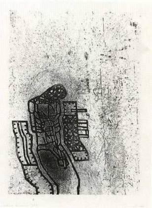 Michael Morgner Ecce Homo (1985)