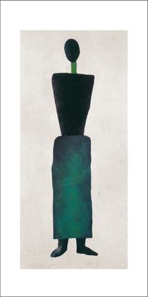 Kazimir Malevich Womanfigure