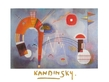 Wassily Kandinsky Rund und Spitz
