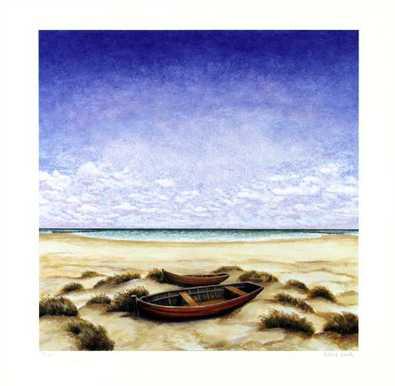 Folkert Rasch Boote am Meer (2001)