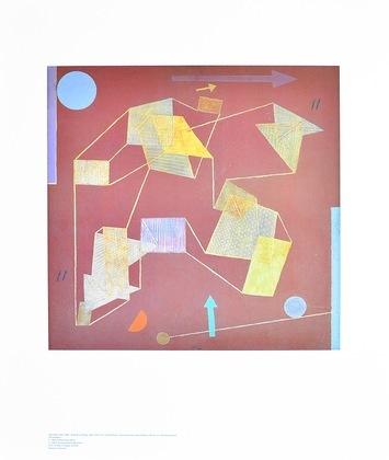 Paul Klee Auftrieb und Weg