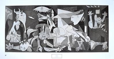 Pablo Picasso La Guernica 9728