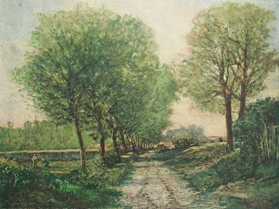 Alfred Sisley Allee