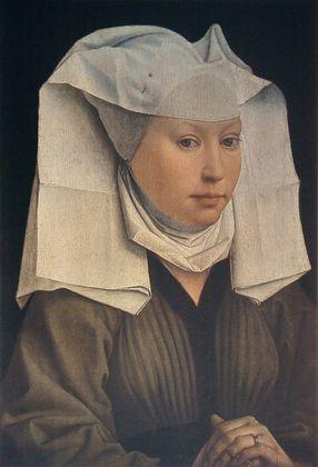 Rogier van der Weyden Bildnis einer jungen Frau