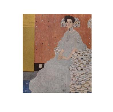 Gustav Klimt Fritza Riedler
