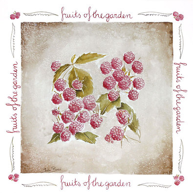 Julia Bonet 4er Set Fruits of the Garden