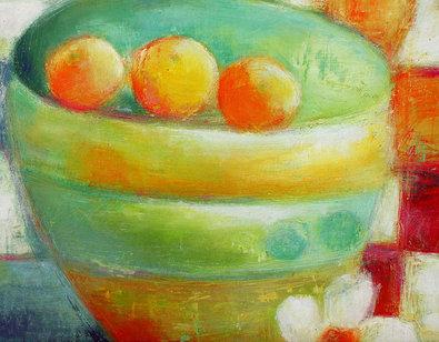 Juliane Sommer Young Oranges