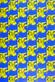 Andy Warhol Kuehe blau gelb