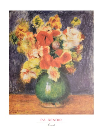 Renoir auguste bouquet large