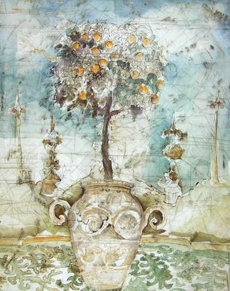Susann Lorello Imperial Garden