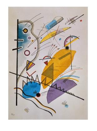 Wassily Kandinsky Aquarell Nr. 59