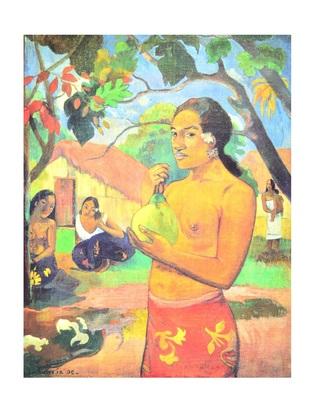 Paul Gauguin Ea haere ia oe