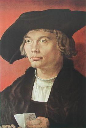 Albrecht Duerer Bildnis des Bernhard von Reesen