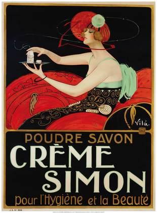 Vila Creme Simon