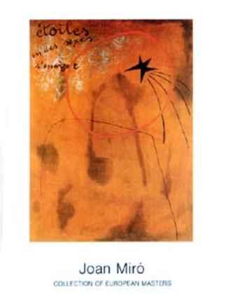 Joan Miro Etoiles en des sexes D Escargot