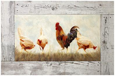 Bruce Hamilton Dorn Chicken Scratch I