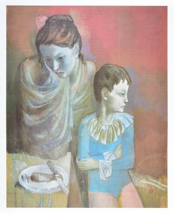 Pablo Picasso Artisten