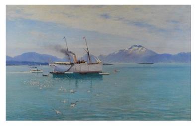 Johannes Martin Grimeland Matinee d'ete a Molde