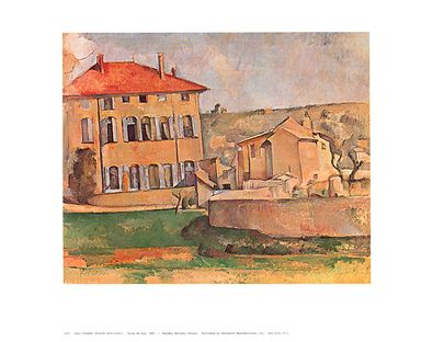 Paul Cezanne House at Aix