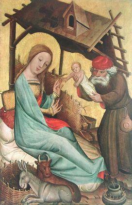 Meister von Bertram Christi Geburt