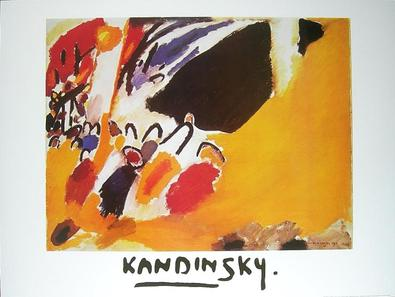 Wassily Kandinsky Impression III (Konzert)